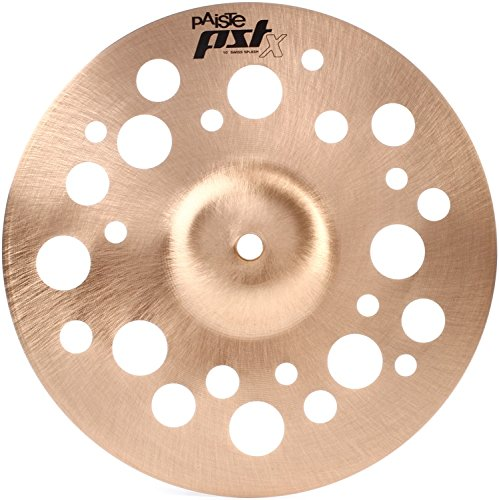 Paiste 10 Inches PST X Swiss Splash Cymbal by Paiste
