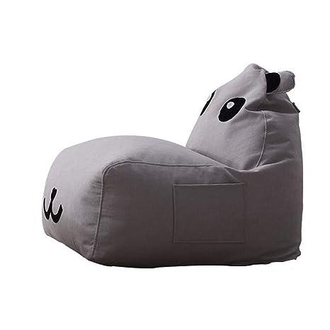 Amazon.com: ShJttt-sofa Lazy Couch Bean Bag Chair Bedroom ...