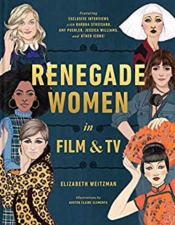 Book Cover: Renegade Women in Film and TV