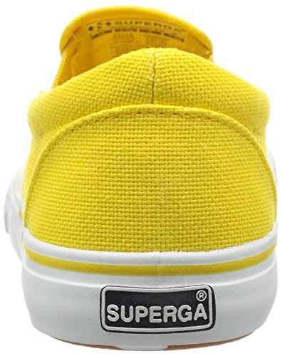 Basso cotu Unisex 2311 Yellow A Sunflower adulto Collo Sneaker Superga q7Xw5Rw