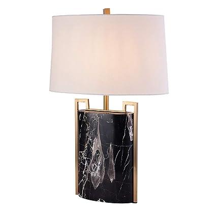 American Post Modern Luxury Marble Lampara de Noche ...
