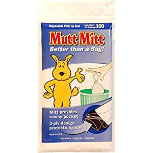 Mutt Mitt Dog Waste Pick Up Bag 19