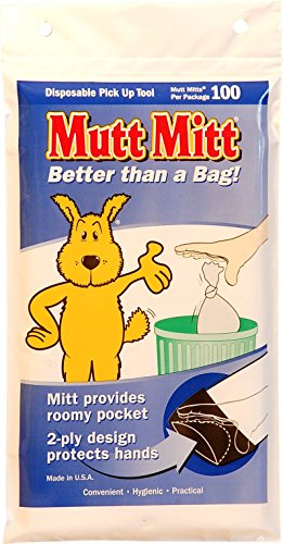 Mutt Mitt Waste Pick 100 Count product image