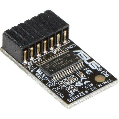 Asus Part (Asus TPM-M R2.0 14-1 Pin TPM Module)