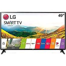 TV 49 Polegadas LED Smart Full HD USB HDMI - 49LJ5500, LG