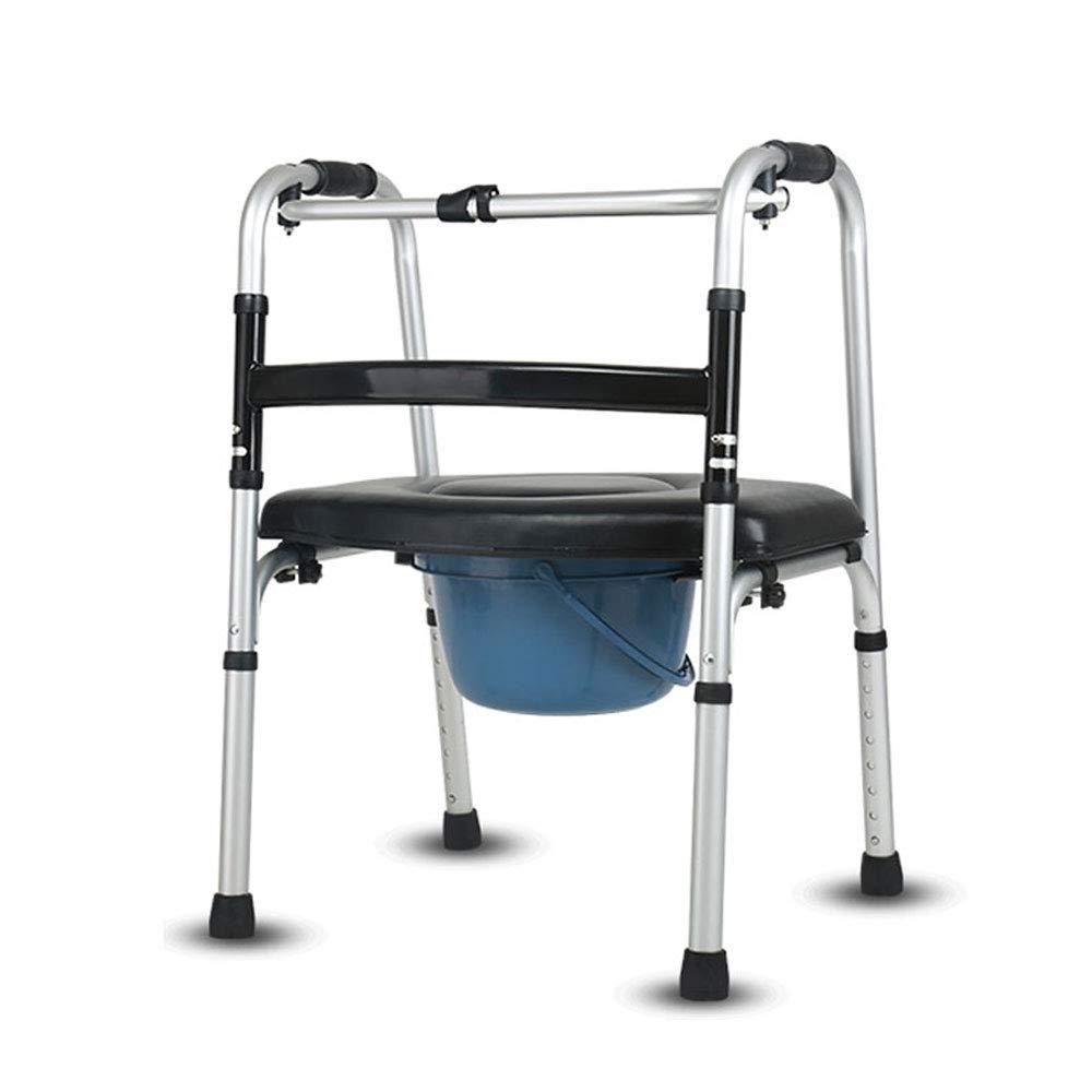 Mrtie Faltbare Kommode Für Den Haushalt, Ältere  Herrenchen, Toilette Für Schwangere Frauen, Tragbare Mobile Toilette Für Behinderte, Bad-Duschstuhl Mit Gehhilfe