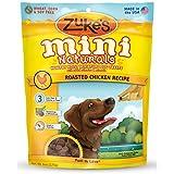 Zuke's Mini Naturals Roasted Chicken Recipe Dog Treats - 6 oz. Pouch