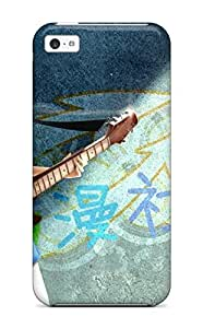 Hot Heterochromia Guitars Anime Original Characters First Grade Tpu Phone Case For Ipad Air Case Cover