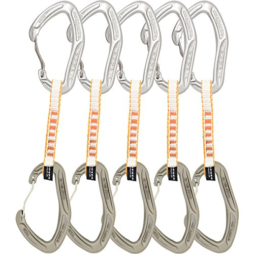 Dmm Dyneema Sling (DMM Alpha Trad Quickdraws - 5-Pack One Color, 12cm)