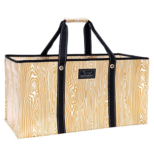 SCOUT Errand Boy Extra Large Tote Bag, Reinforced Handles, Water Resistant (Yelling Timber)