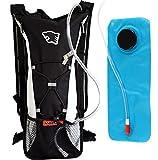 Venzo Bike Bicycle Water Bag Backpack Hiking/Cycling 3L