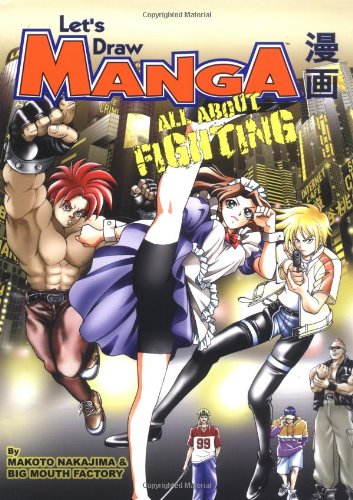 Download Let's Draw Manga: All About Fighting pdf epub