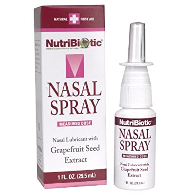 Nutribiotic Nasal Spray