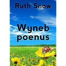 Wyneb poenus (Welsh Edition)