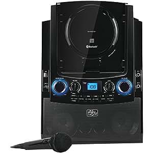 Amazon.com: Singing Machine ISM990BT Bluetooth Karaoke ...