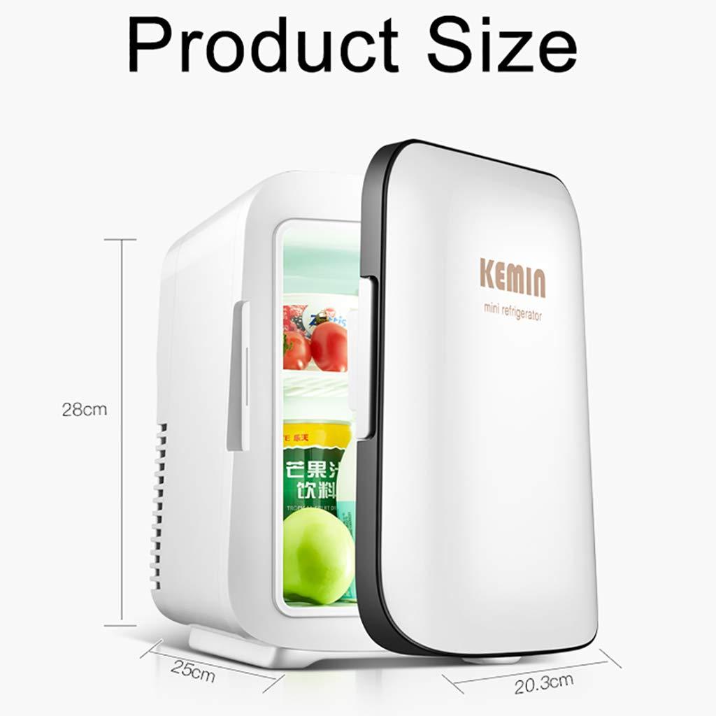 Mini frigorífico: refrigerador termoeléctrico portátil y Mini ...