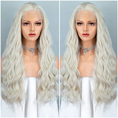 Persephone Lace Wig Synthetic Repalcement product image