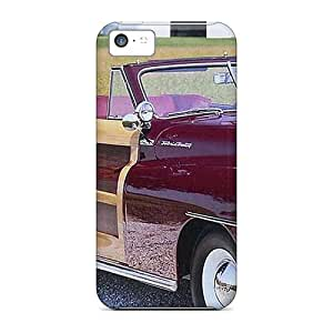 Jeffrehing Snap On Hard Case Cover 1946 Chrysler Protector For Iphone 5c by runtopwell