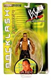 WF Backlash Series 4 The Rock Action Figure by Jakks Pacific