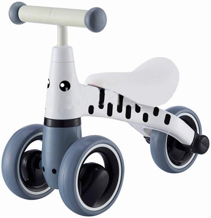 Mcvrv Bicicleta sin Pedales Bebé Juguetes Bebes 1 año 10 Meses a 24 Meses Triciclo Bicicleta de Equilibrio Regalo Elección