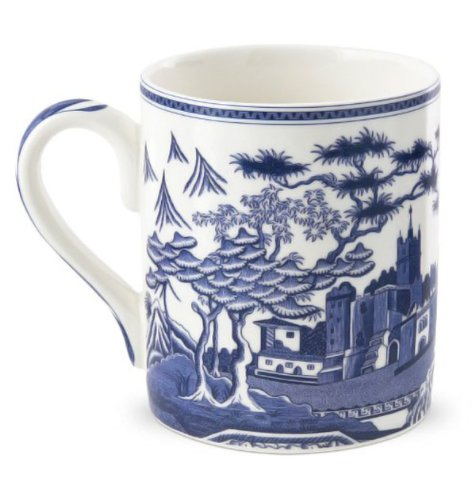 Spode Blue Room Gothic Castle Mug 16 ()