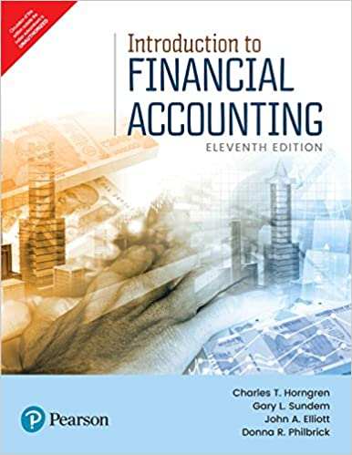 Introduction To Financial Accounting Horngren Pdf