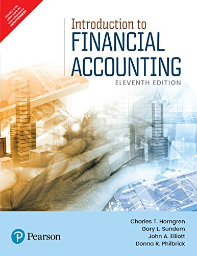Introduction To Financial Accounting 11Th Edition