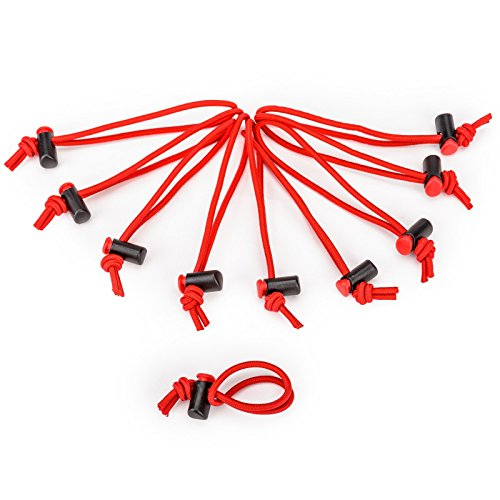 Think Tank Photo Red Whips Adjustable Cable Ties (10 (Think Tank Photo)