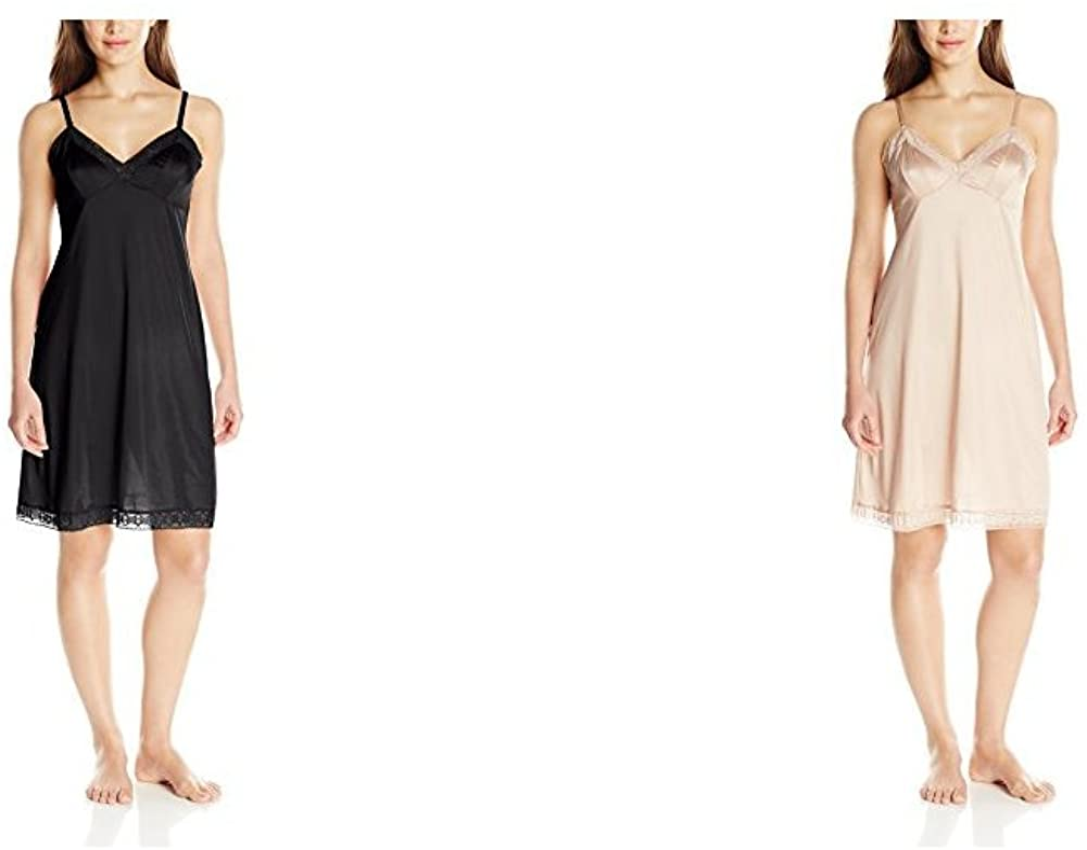 Ladies Petticoats//Slip Satin /& Lace Chemise White  Size 12,14,18,22