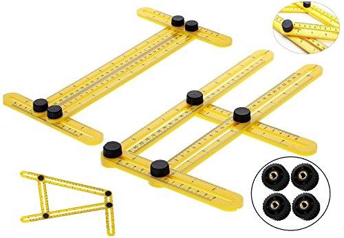 LeadingEJ Angleizer Template Tool For Repetitive Measurem...