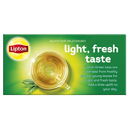 Lipton Green Tea Bags Mandarin Orange 20 Ct Pack Of 6