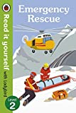 Emergency Rescue – Read it yourself with Ladybird (non-fiction) Level 2