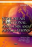 Nonlinear Functional Analysis and Applications, Yeol Je Cho, 1619420600