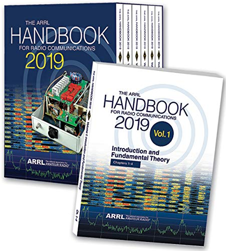 The ARRL 2019 Handbook for Radio Communications SIX Volume Ultimate Boxed Set ! (Set Sofa Online)