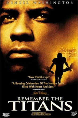 Remember the Titans (Widescreen Edition) (Inspiring Football)