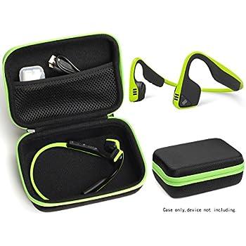 Bone Conduction Headphones Case for Aftershokz AS600 Trekz (SG/OB/IG/SG), Bluez 2, 2S AS500 (S/SM/SR/SN), AS451XB; KSCAT, Sades, DIGICare, allmity, Yaklee, Abco Tech, LQING, longee, HYON, koar