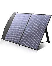ALLPOWERS Opvouwbaar zonnepaneel 100 W zonnepaneel, speciaal voor draagbaar powerstation en outdoor zonne-generator, hoog vermogen, accu voor camping, tuin, laptop