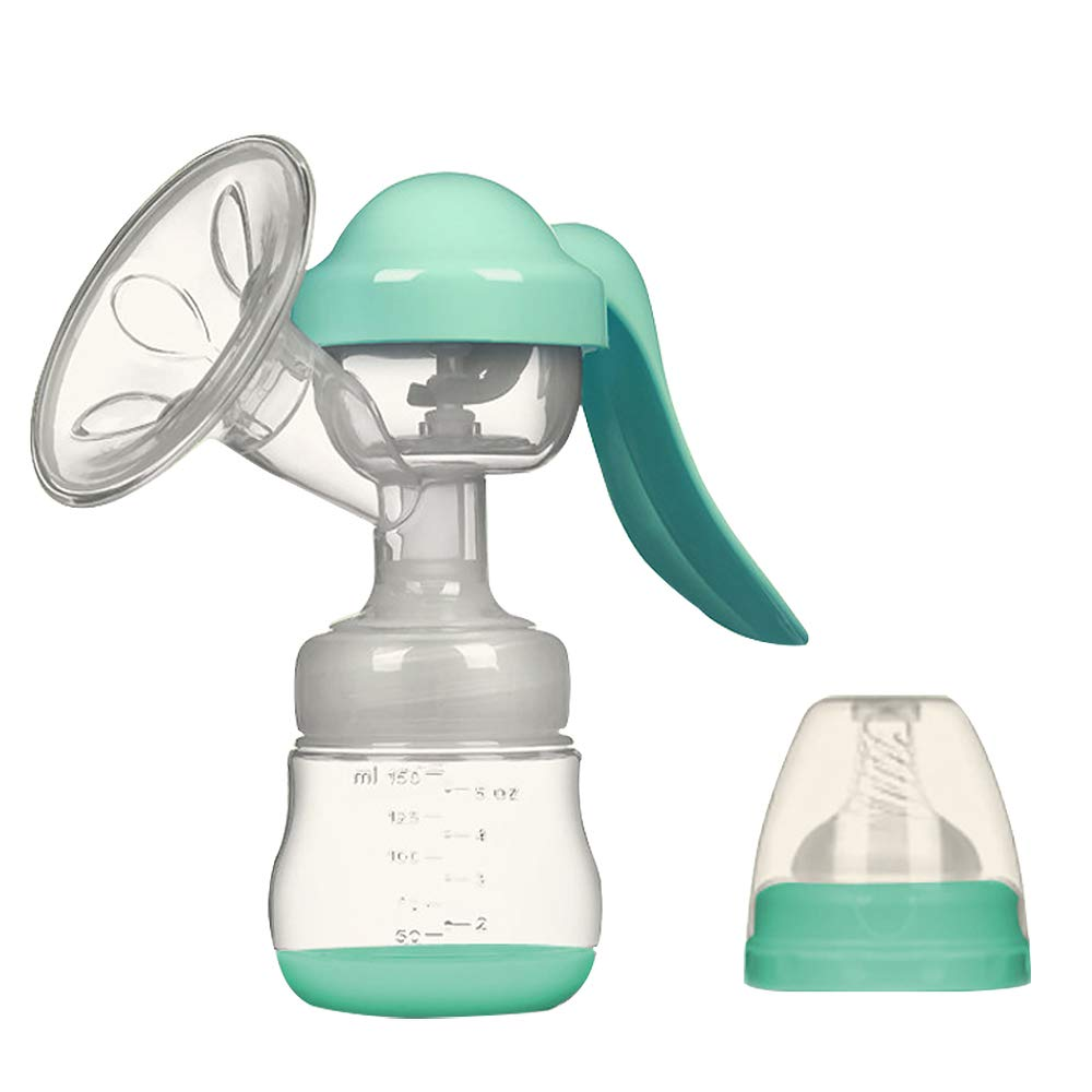 HealthClub Manual Massage Breast Pump Painless and Mute Breast Pump