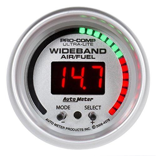 Air Fuel Mixture Meter - 8