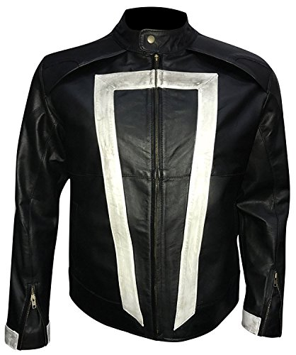 Ghost Rider Jacket Agents Of Shield Robbie Reyes Gabriel Luna Costume
