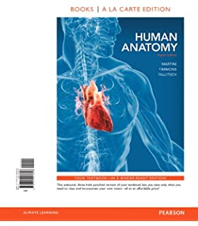 Human anatomy 9th edition 9780134320762 medicine health human anatomy books a la carte edition 8th edition fandeluxe Choice Image