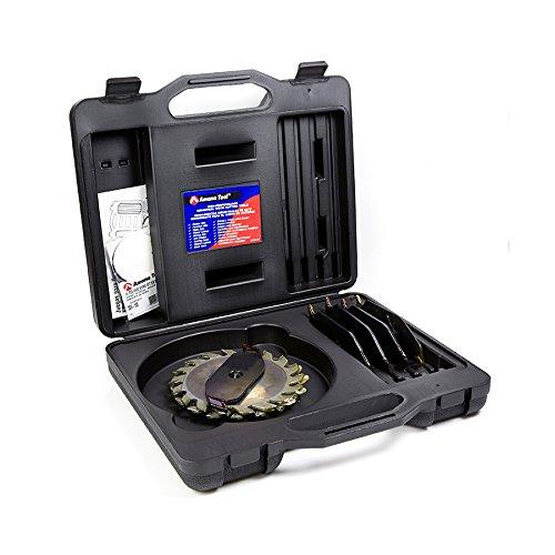6 Dado - Amana Tool 656030 Carbide Tipped Dado 6 Inch D x 18T ATB/FT 10 Deg, 5/8 Bore, Dado Set