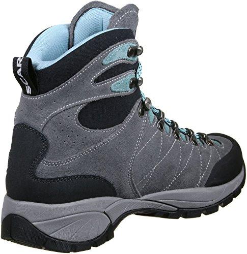Scarpa Shoes R-evo Gtx Women Smoke / Jade