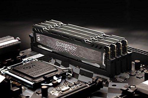 Build My PC, PC Builder, Ballistix BLS4G4D240FSB