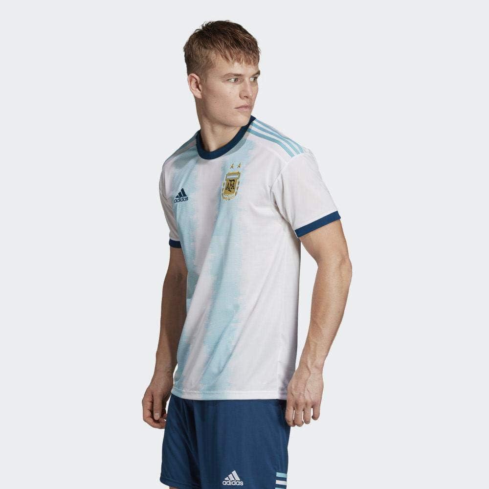 adidas Argentina Primera Equipación 2019, Camiseta, White-Light ...