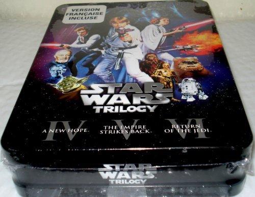 Star wars trilogy 6 disc widescreen original theatrical versions.