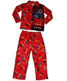 Lego Ninjago 4 Ninja Boys Flannel Pajamas