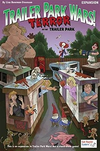Trailer Park Wars: Terror in the - Shop And Park Game