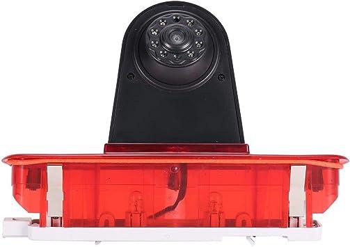 Hd Ip68 Rückfahrsystem Rückfahrkamera Im 3 Bremslicht Elektronik