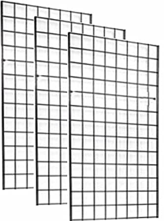 Amazon Com 2 X 4 Foot Commercial Grade Wire Grid Wall